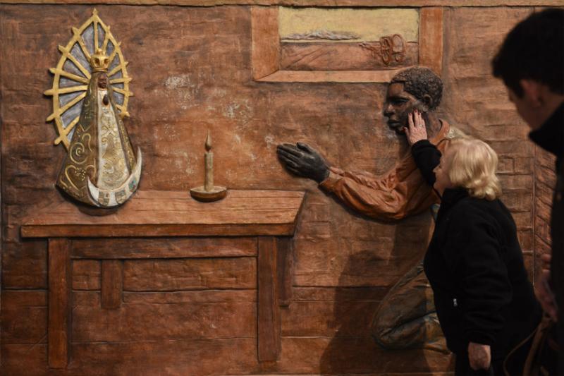 El Negro Manuel y la Virgen de Luján