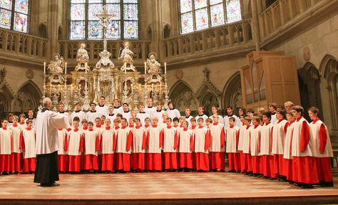 El coro de Ratisbona