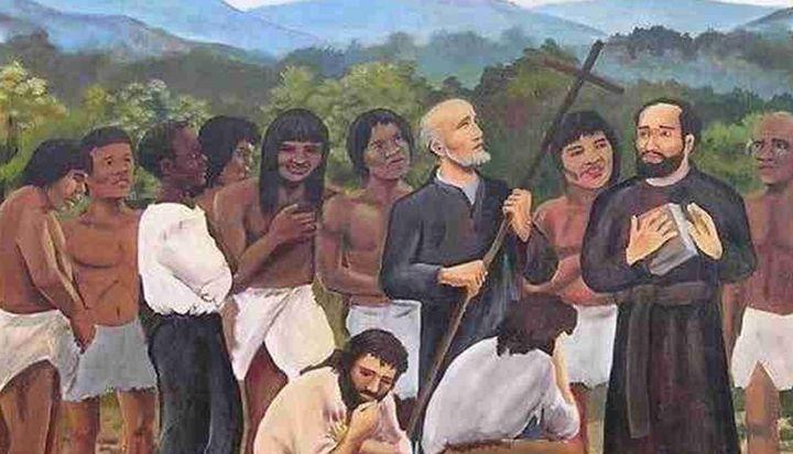 Los 'mártires del Zenta'